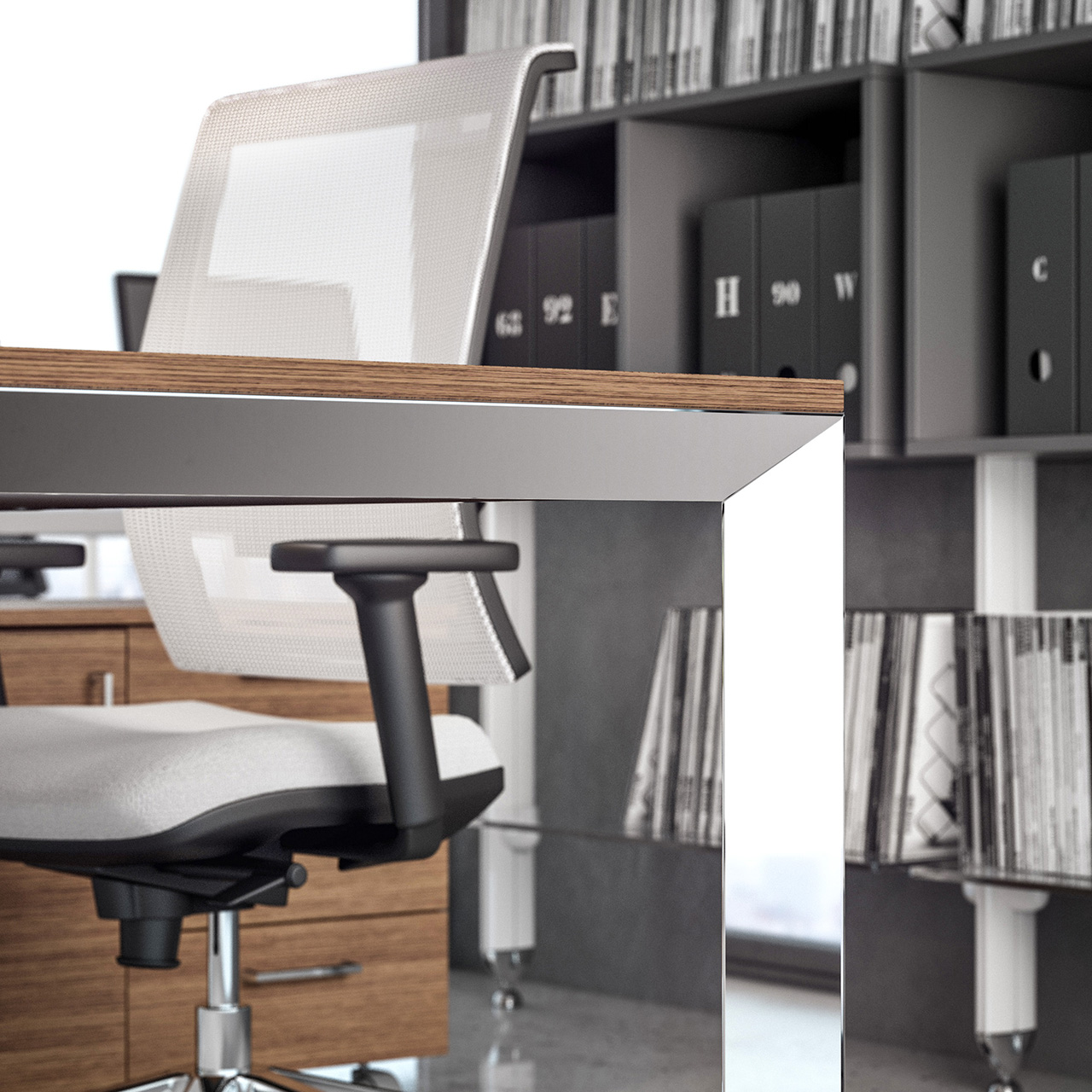 Render Office Detail