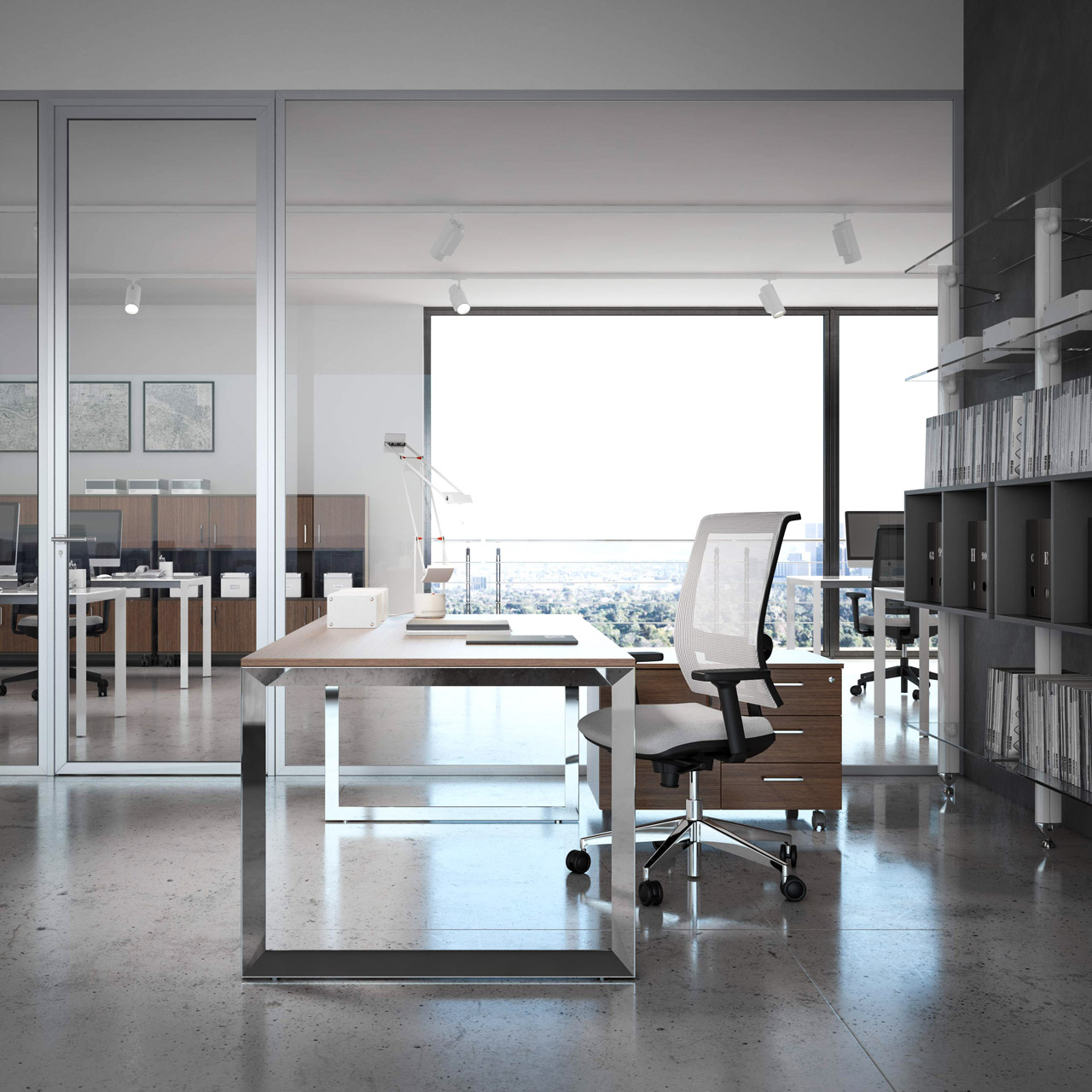 Render Office