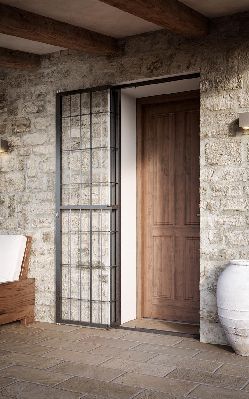 Render doors exterior 02