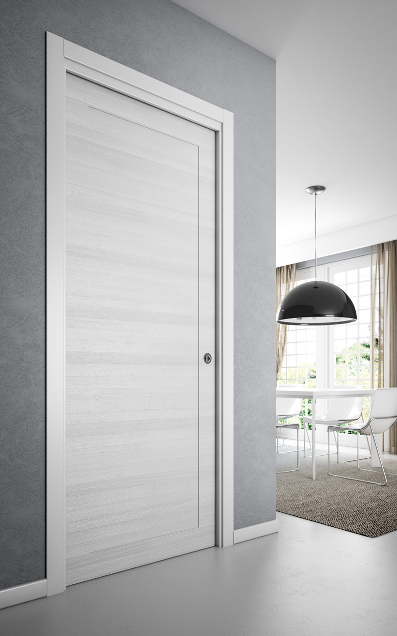 Render doors interior