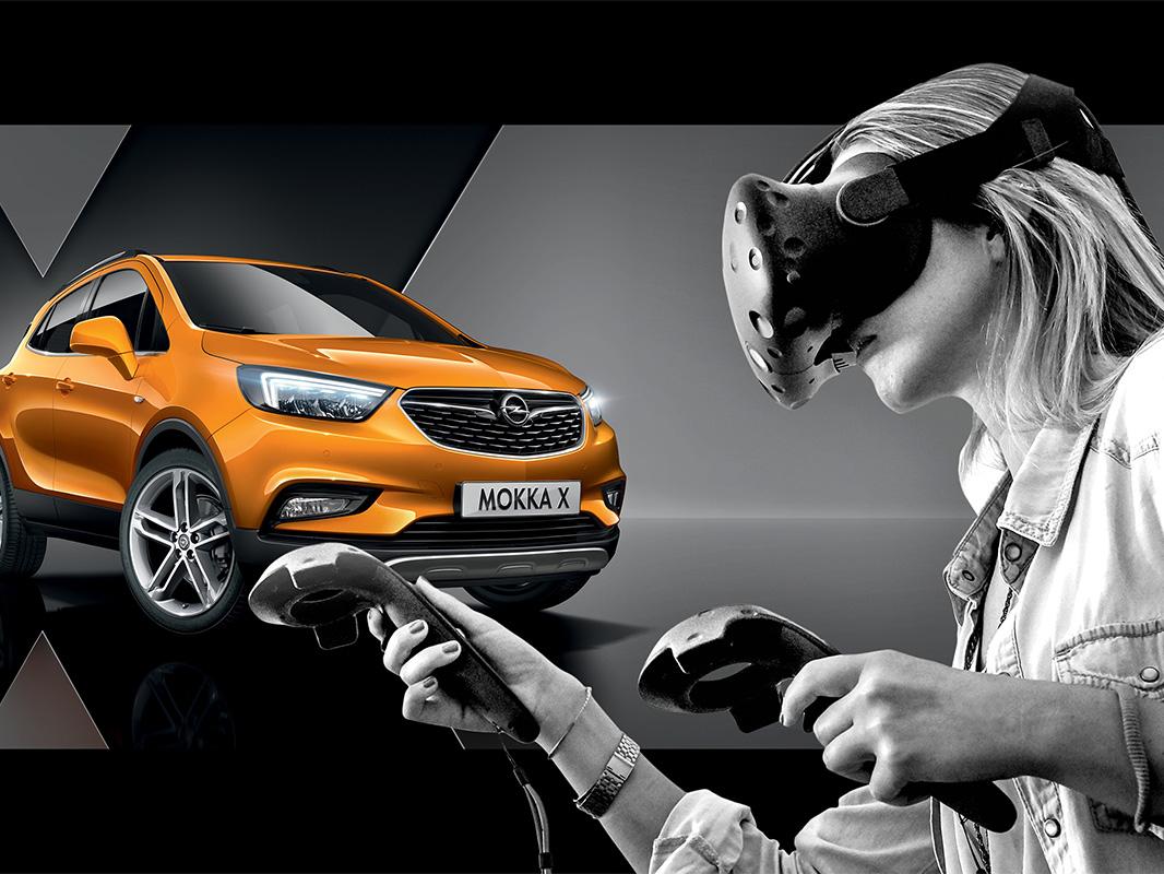 Opel Mokka Virtual Reality